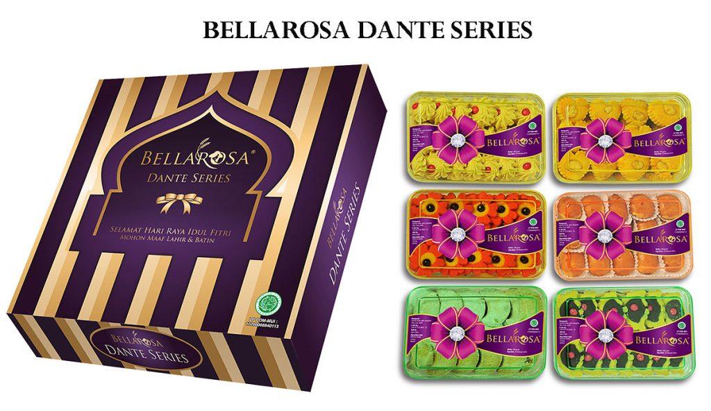 Kue Kering Bellarosa Dante 2018