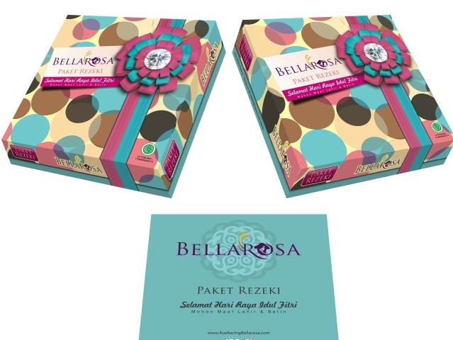 Paket Rezeki Bellarosa 2017