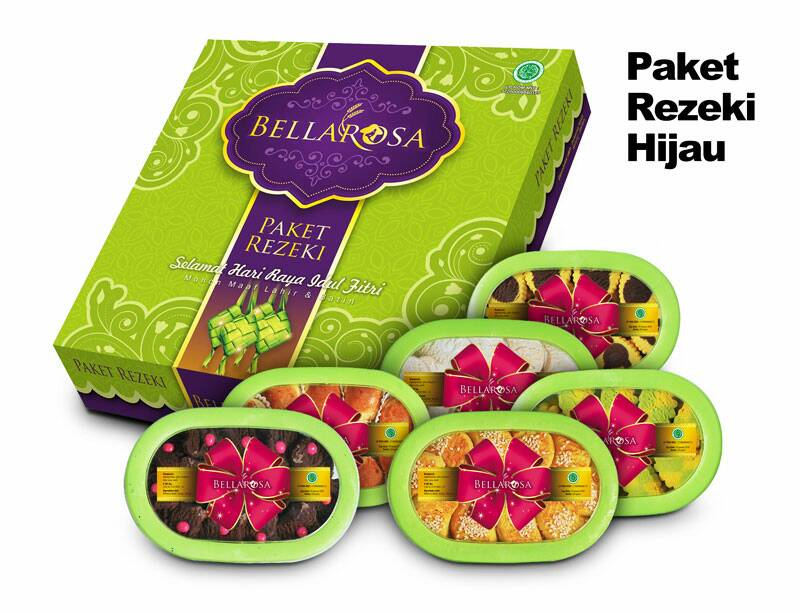Paket Rezeki Hijau 2017