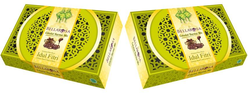 Paket Cokelat Kurma Mix 2017
