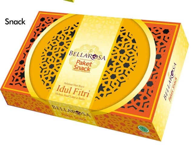Paket Snack Bellarosa 2017