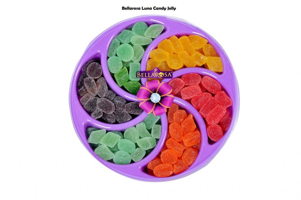 bellarosa luna candy jelly
