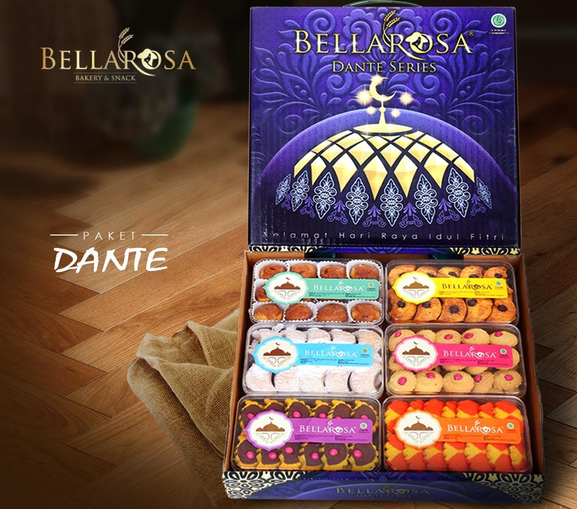 Kue Kering Bellarosa Dante 2019