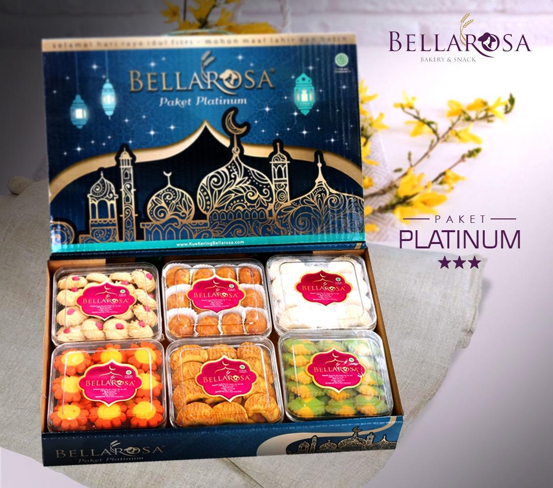 Paket Kue Kering Bellarosa Platinum 2019