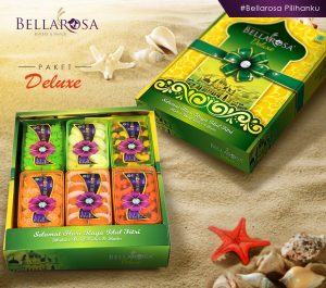 Paket Deluxe Bellarosa 2019