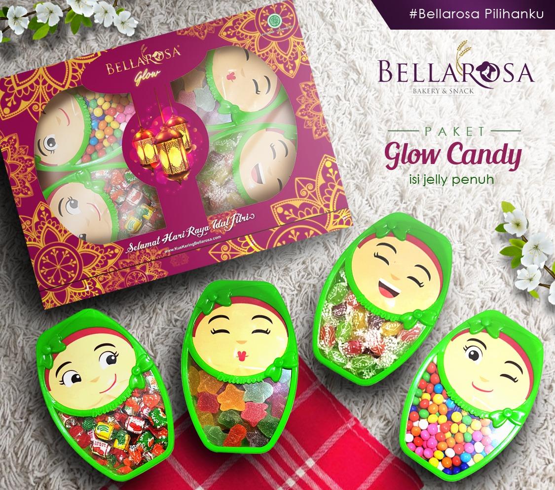 Paket Glow Candy Bellarosa 2019