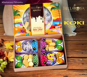 Paket Koki Choco Bellarosa 2019