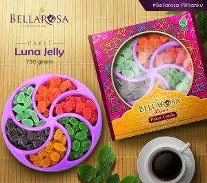 Paket Luna Jelly Bellarosa 2019