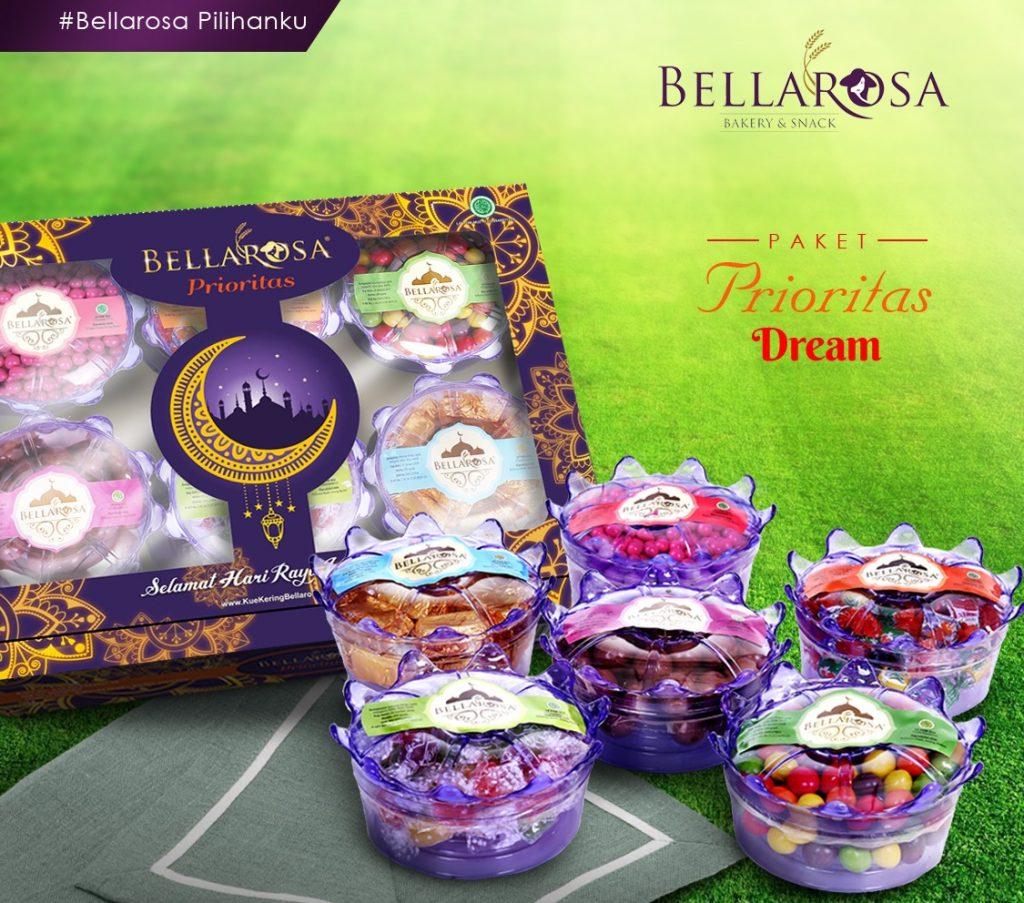 Paket Prioritas Dream Bellarosa 2019
