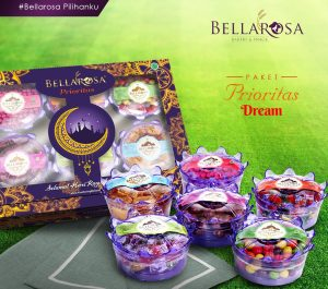 Paket Prioritas Dream Bellarosa 2019
