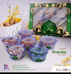 Bellarosa Prioritas Nut Nut